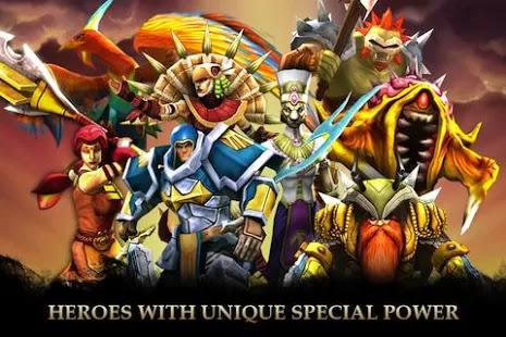 Legendary Heroes v1.8.5 Mod (Diamantes y Oro Ilimitados)-mod-modificado-hack-trucos-cheat-trainer-crack-Torrejoncillo