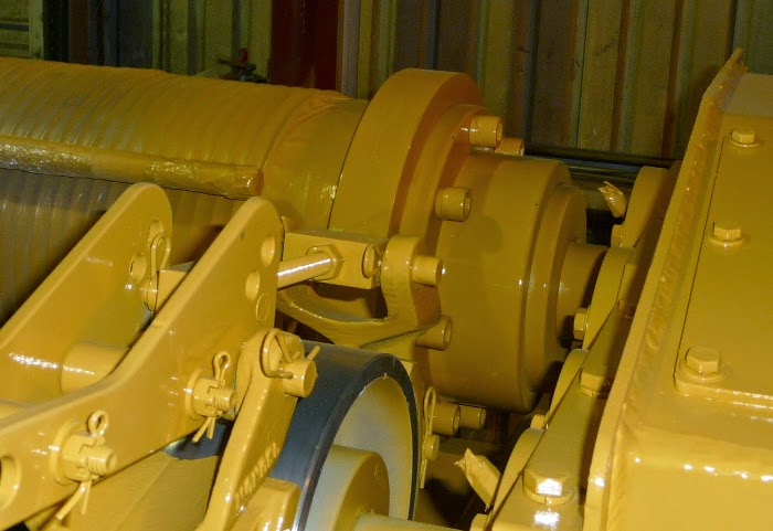Lovejoy Crane Gear Coupling