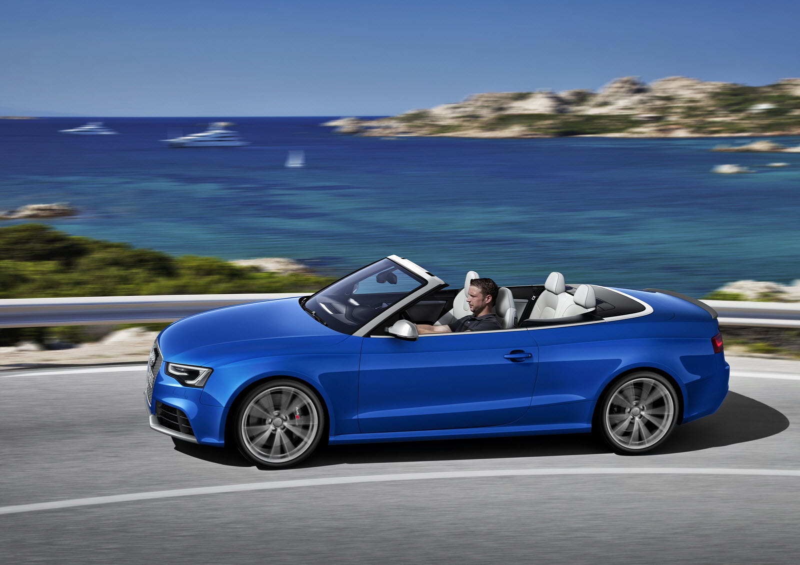 Blue Audi RS5 Side Angle wallpapers | Blue Audi RS5 Side Angle ...
