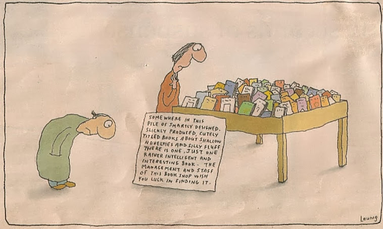 Cartoon by Michael Leunig, The Saturday Age, July 7, 2012