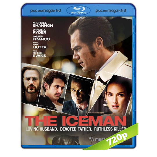The Iceman  (2012) BRRIp 720p Audio Ingles 5.1 + SUB ESPAÑOL (peliculas hd )
