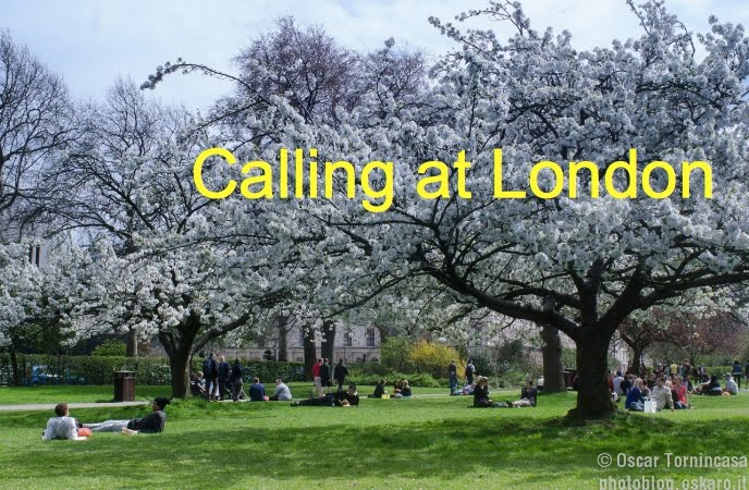  Calling at London