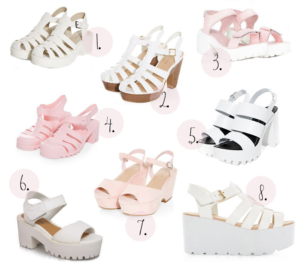 Heel Sandal- New Look/ 2.