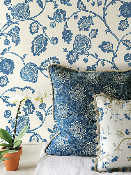 French wallpaper patterns