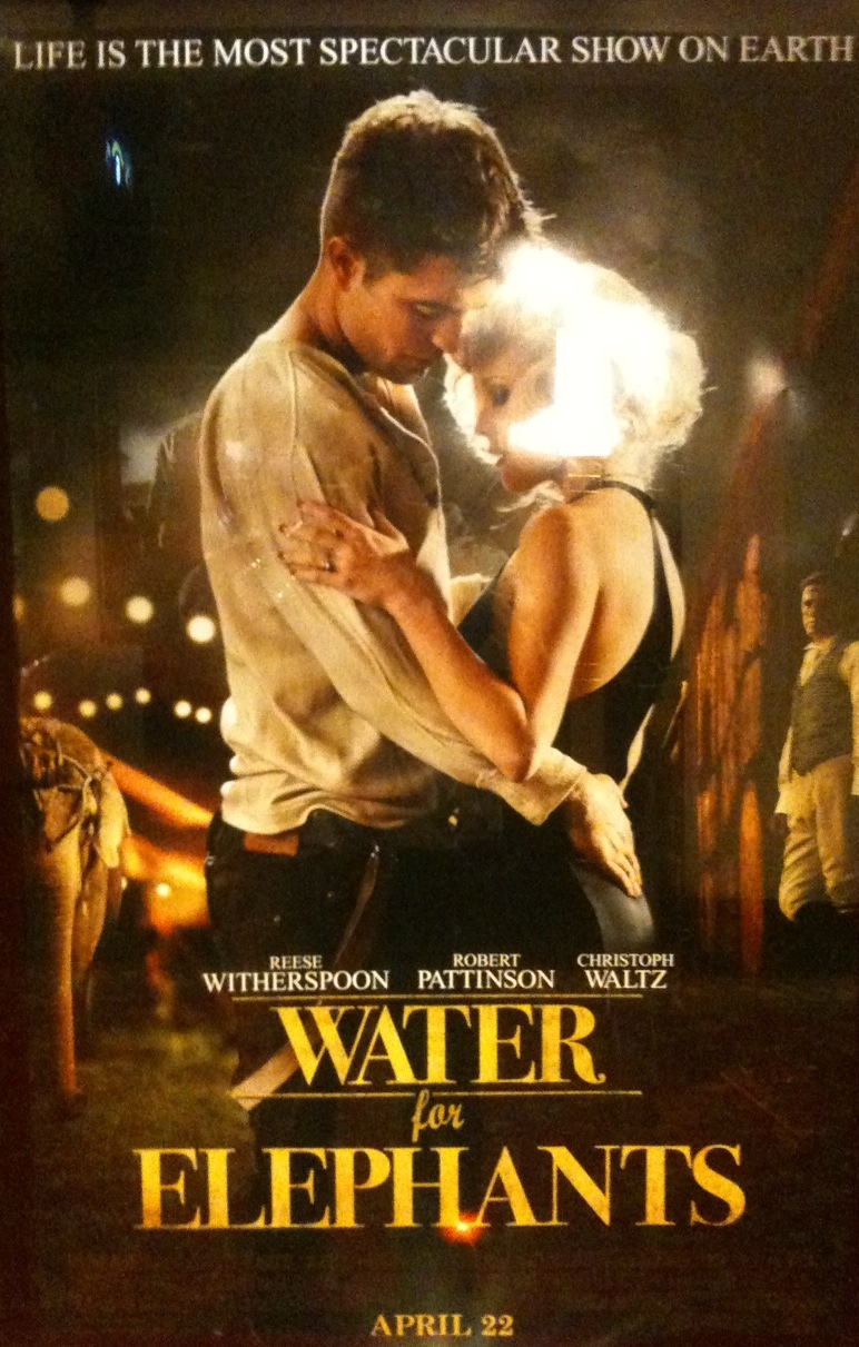 Water for Elephants Movie Poster  tributeca