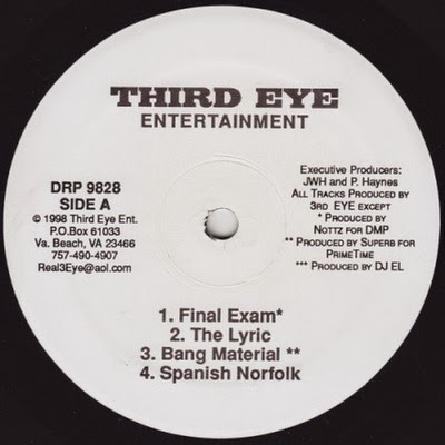 Third Eye Entertainment – Untitled EP (1998)