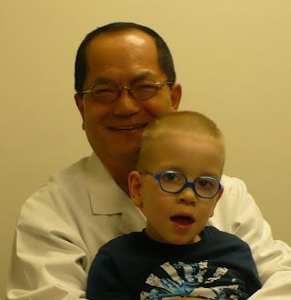 Dr Park professzor és a Kismanó