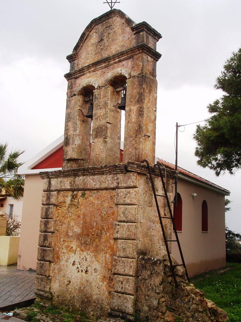 Καμπαναριό του 15ου αιώνα στην Κεφαλονιά