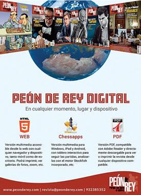 Revista Peón de Rey