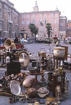 Passione vintage mercatini delle pulci febbraio 2014 - Mercatino dell usato ciampino ...