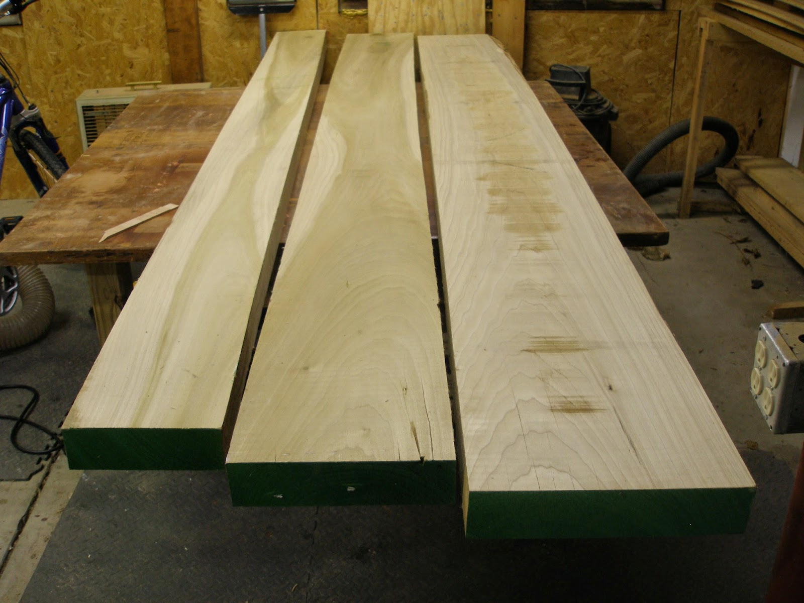 is poplar good for furniture. here it is three 10 foot pieces of poplar had good grain and color the were about 15 12 8 inches wide there a little more than for furniture