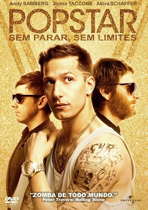 Filme Popstar - Sem Parar, Sem Limites BluRay 2016 Torrent