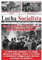 Periódico Lucha Socialista N° 28