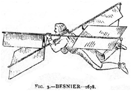 Thesis statement for the flying machine