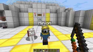 Skins  de Minions para Minecraft