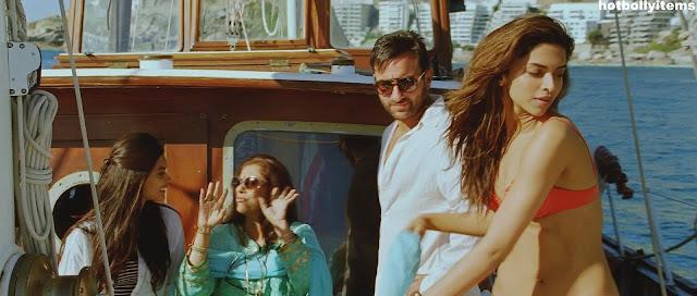 Deepika padukone bikini Cocktail Movie