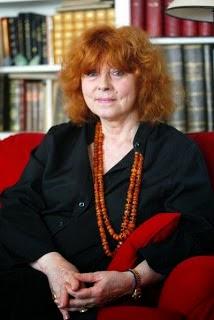 Escritora Régine Deforges