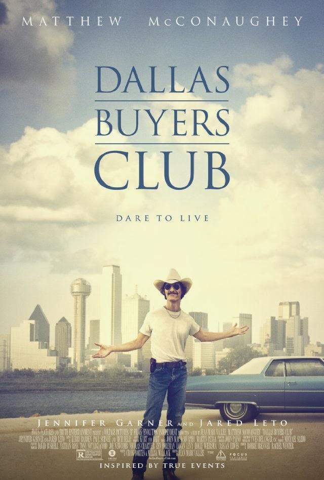 La película Dallas Buyers Club