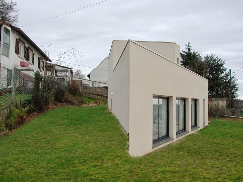 Les maisons clairval l 39 avis du professionnel for Maison en triangle
