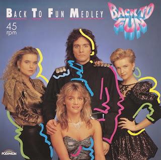 BACK TO FUN - Back To Fun Medley ,Vinyl 12\