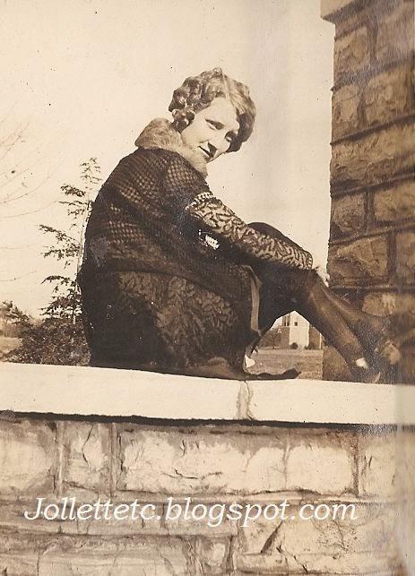 Courtney Garland 1924 Harrisonburg, VA
