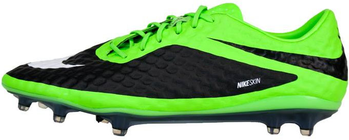 all green hypervenoms