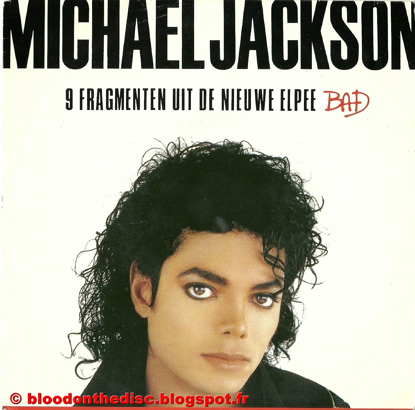 Michael Jackson - 9 Extraits Du Nouvel Album Bad