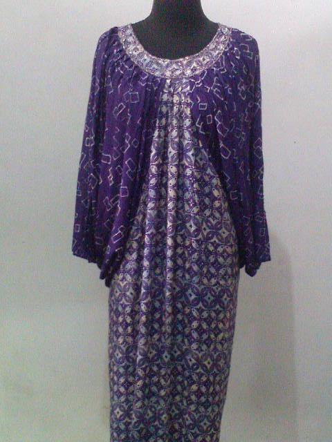 Model baju muslim 2014 dan trend baju gamis terbaru 2014 Model baju gamis terbaru lebaran 2014