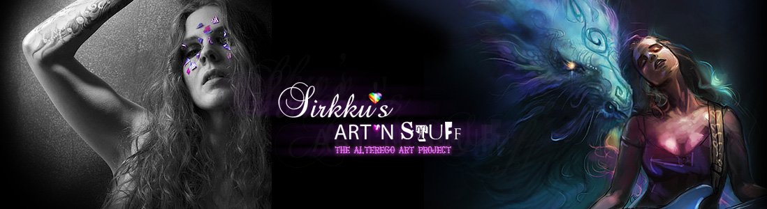 Sirkkus Art n stuff!