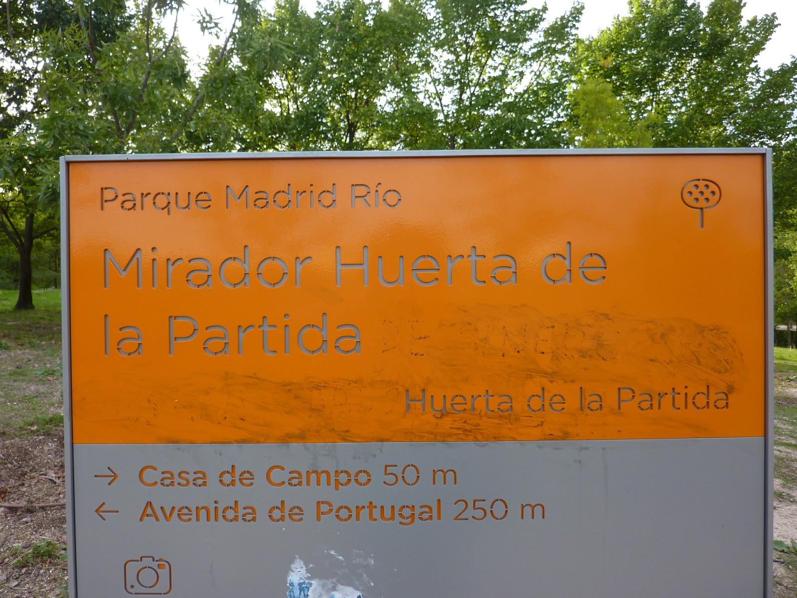 zona huerta madrid:
