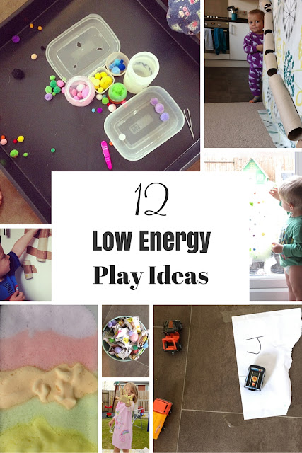 12 low energy play idesas
