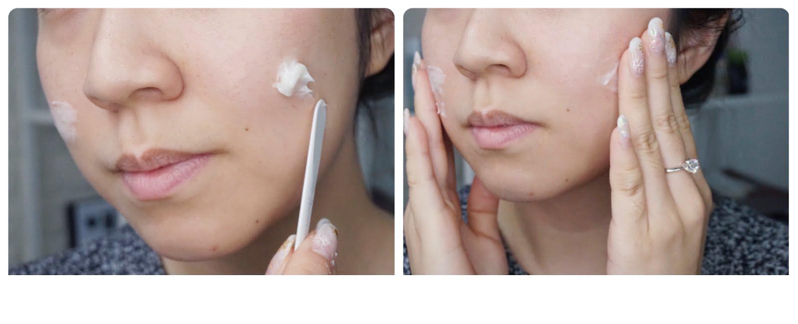 純天然植物提取|韓國品牌 The-Plant Base 天然翠竹混合滋潤面霜 IMG 1250