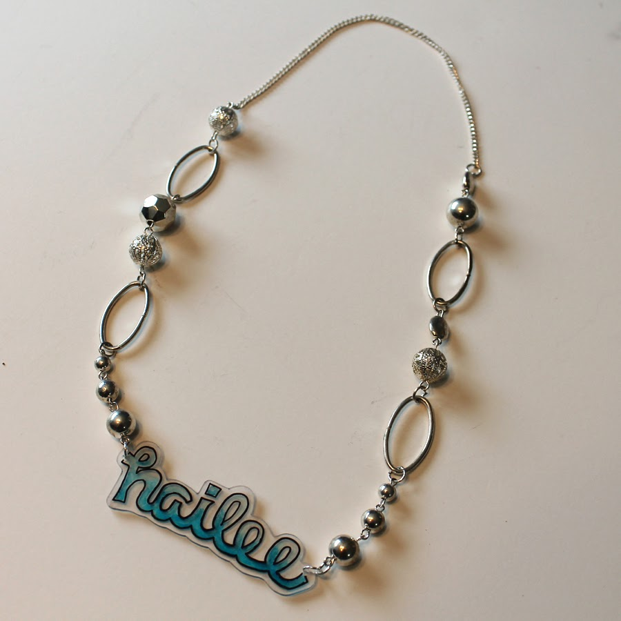 http://www.doodlecraftblog.com/2014/04/shrink-plastic-name-necklace.html