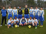 2011 JV Boys Team
