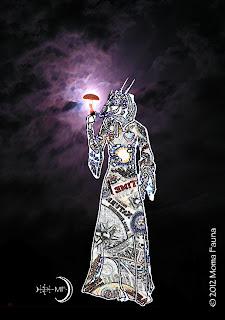 Underworld Guardian Reversal, Bone Moon 2012