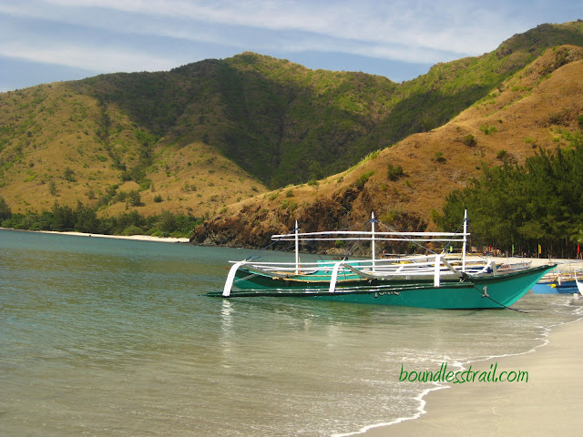 Anawangin Cove, Zambales