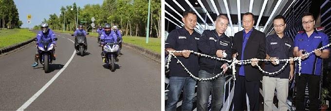 Launching Yamaha CBU Bali