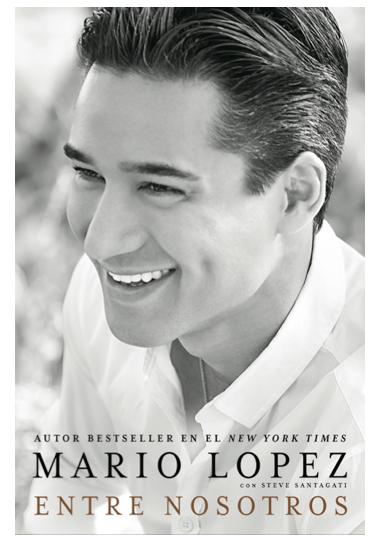 Sello Editorial CELEBRA publicó hoy Memorias de Mario Lopez