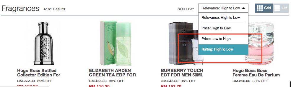 Tips membeli minyak wangi secara online