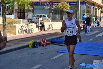 Iª-Media Maratón Ruta del Vino Bullas (Murcia)