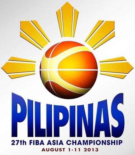 FIBA Asia 2013 logo