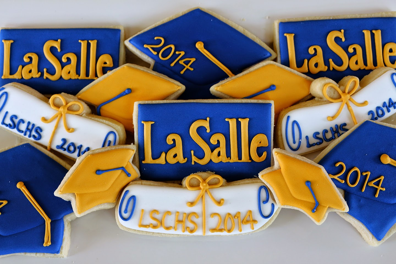 La Salle cookies