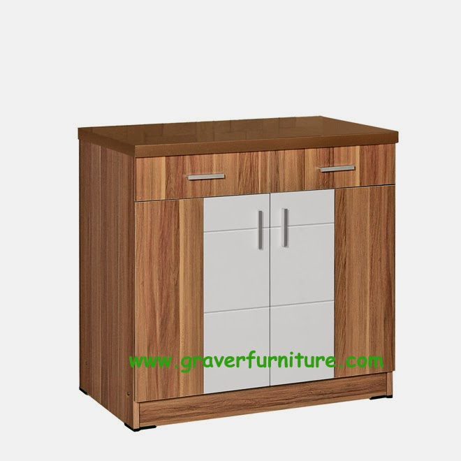 Kitchen Set Bawah 2 Pintu KSB 2752 Graver Furniture