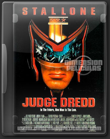 Judge Dredd (BRRip HD Ingles Subtitulada) (1995)