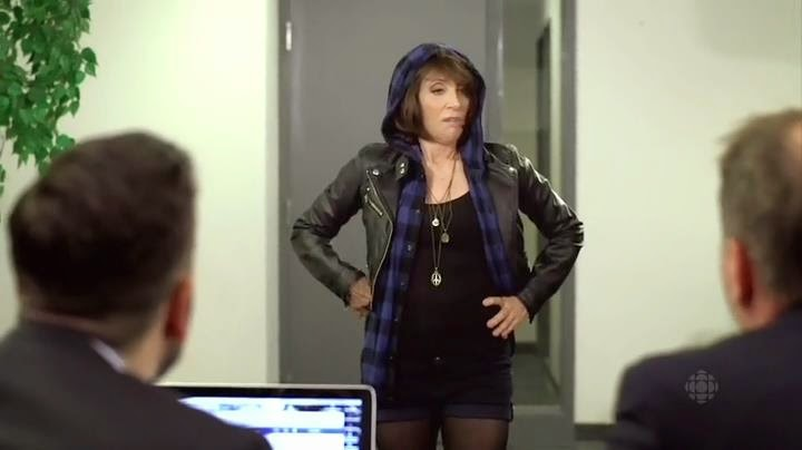 Andrea Martin Orphan Black Audition