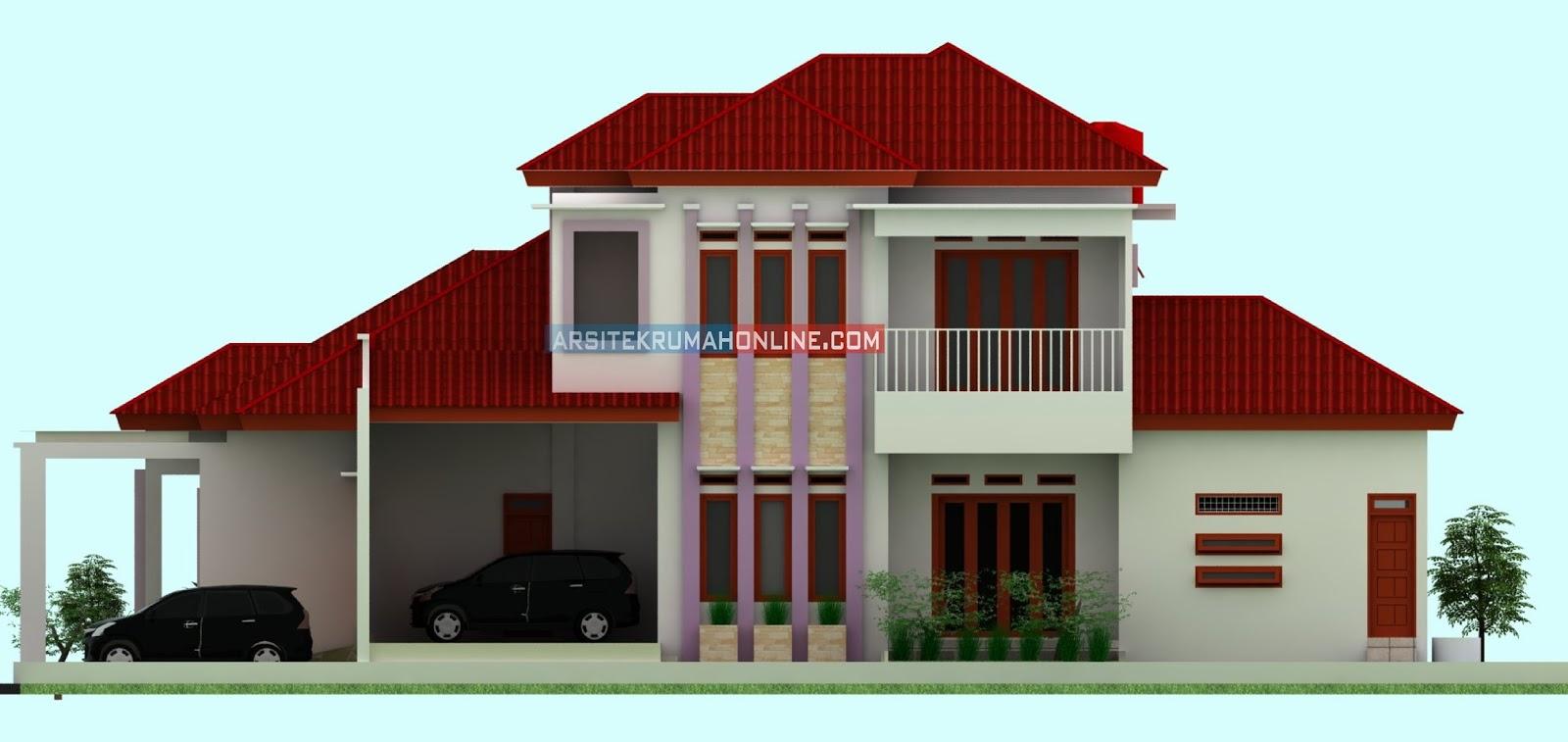 desain rumah type 280