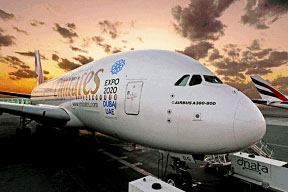 Emirates Takes Dubai's Expo Bid to the Skies - Expo 2020 Dubai UAE