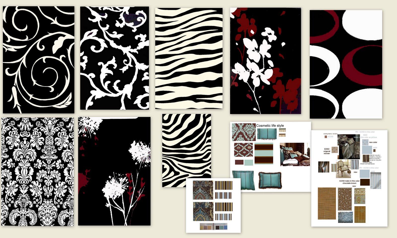 Textile Prints Trends 2014