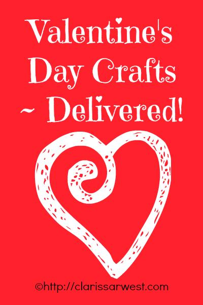 Valentine's Day Crafts Delivered