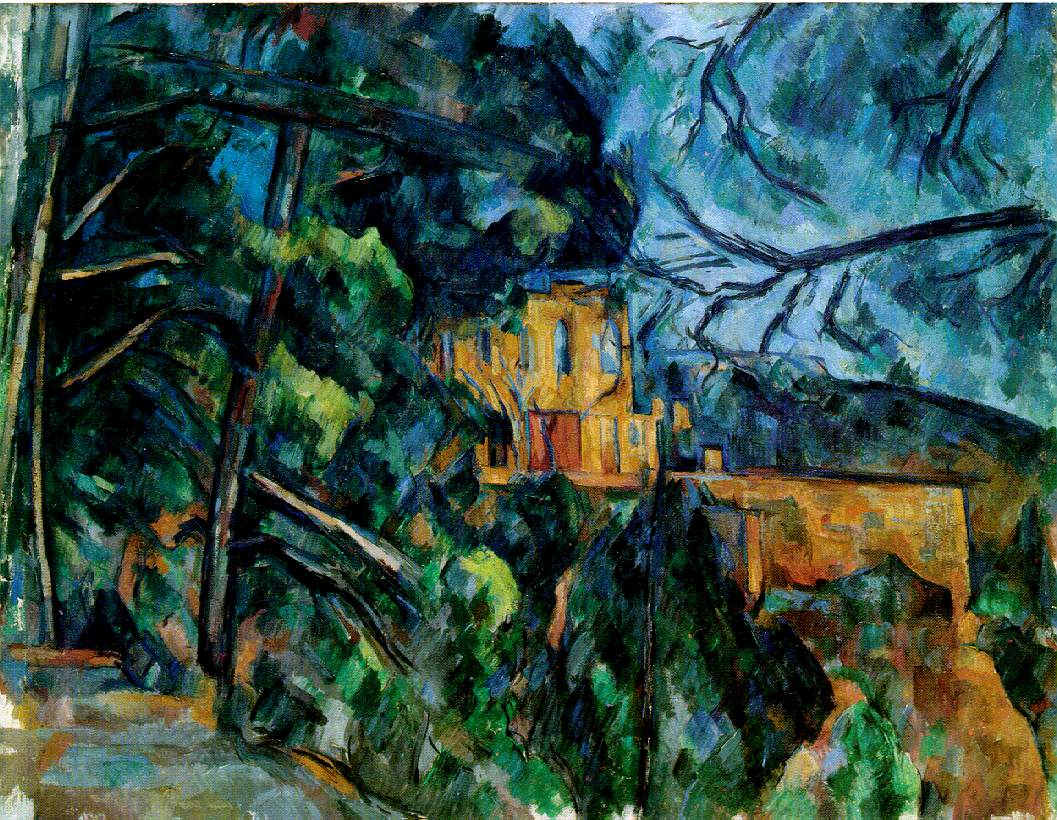 Maher Art Gallery: Paul Cezanne / French 1839-1906